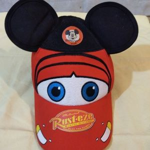 DISNEY Rust-eze Hat from Cars